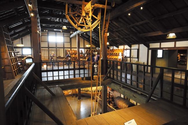 白鶴酒造資料館(イメージ)