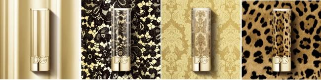 ▲別売キャップ「ザ・オンリーワン キャップトゥコンプリート」4種のカスタマイズが可能(左から01ゴールド、 02レース、 03ダマスク、 04レオパード)