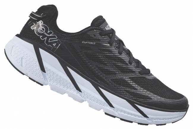 CLIFTON 3(Black/Anthracite)