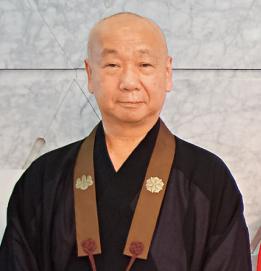 片岡山達磨寺 日野周圭 住職