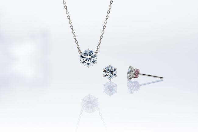 SERI TOKYOが大切にしているのは、 ダイヤモンドそのものの輝きを最大限に引き出すこと。