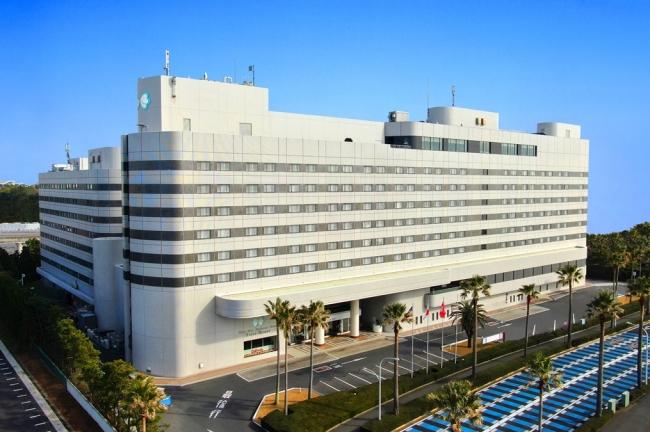 ホテル外観 イメージ