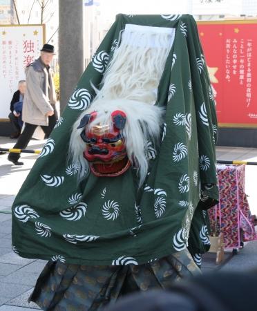 獅子舞(イメージ) ©TOKYO-SKYTREETOWN