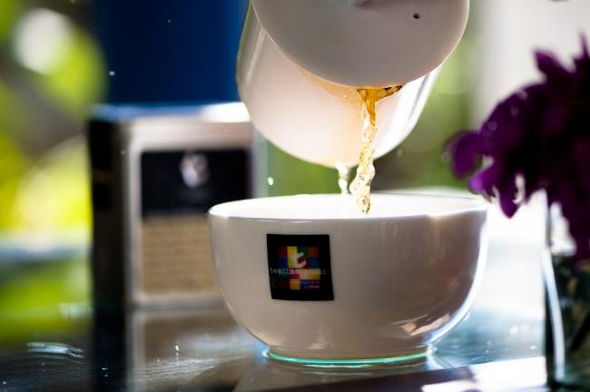 「ディルマ」紅茶で優雅なティータイムを