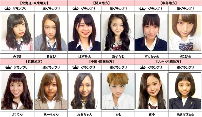d5167 632 484736 1 - 日本一可愛い女子高生「特別賞」ジャスミンゆまビキニ姿披露