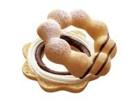ポン・デ・エンゼル&アーモンドチョコクリーム