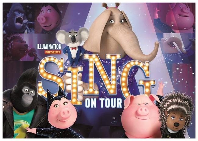 SING ON TOUR