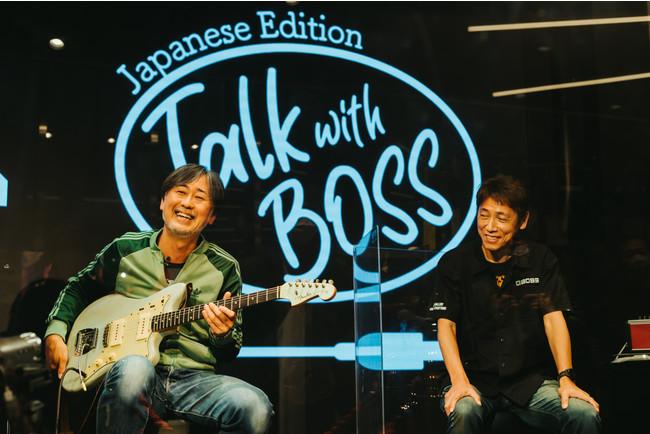 Tolk with BOSS 特別編 From イケシブ BOSS池上社長 大渡亮氏