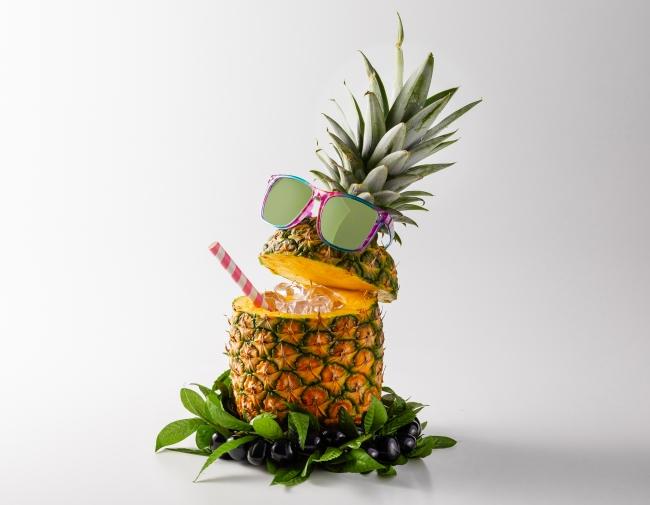 Pineapple Tapioca パイン タピ男