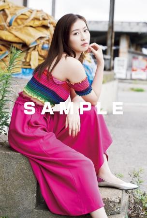 【ハロー!プロジェクト オフィシャルショップ購入特典】植村あかり (Juice=Juice)オリジナルポストカード