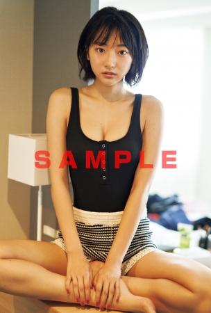 【TOKYONEWS magazine&mook購入特典】武田玲奈オリジナルポストカードB