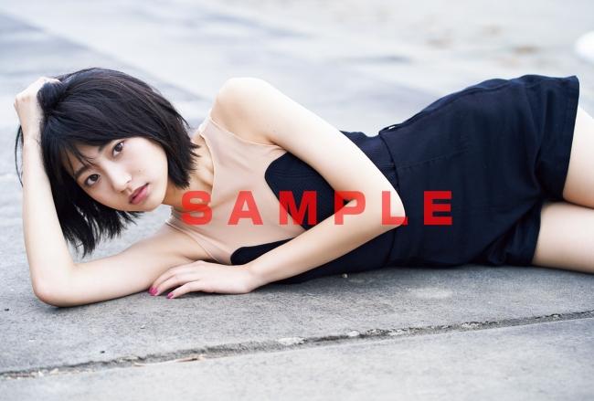 【TOKYONEWS magazine&mook購入特典】武田玲奈オリジナルポストカードC