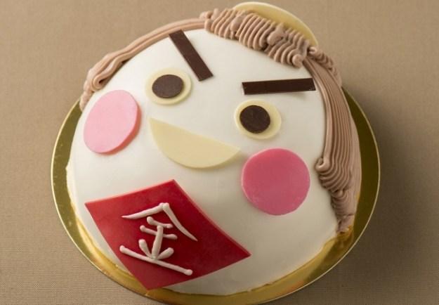 ※『金太郎』ケーキイメージ