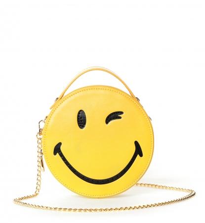SMILEY(スマイリー) MB19SGN406 W17cm×H17cm×6.5cm 39,000円(税抜き) イエロー