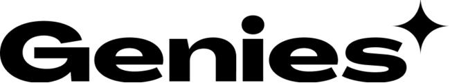 GENIES, INC. のロゴ