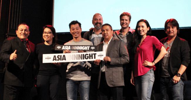 サンフランシスコで行われたピッチイベント『Asian Night』