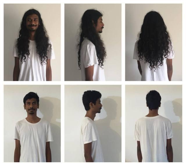 Hair cut 2016