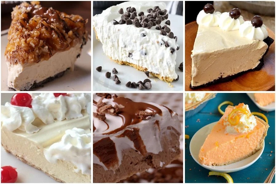 Other No Bake Pies