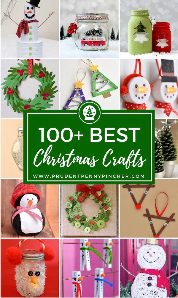 100 Best Christmas Crafts