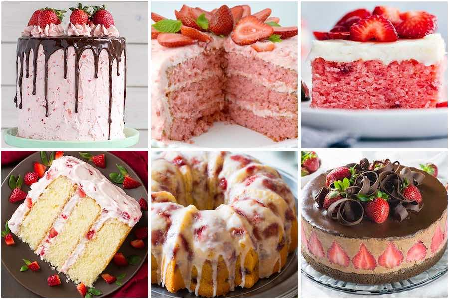 150 Best Strawberry Recipes