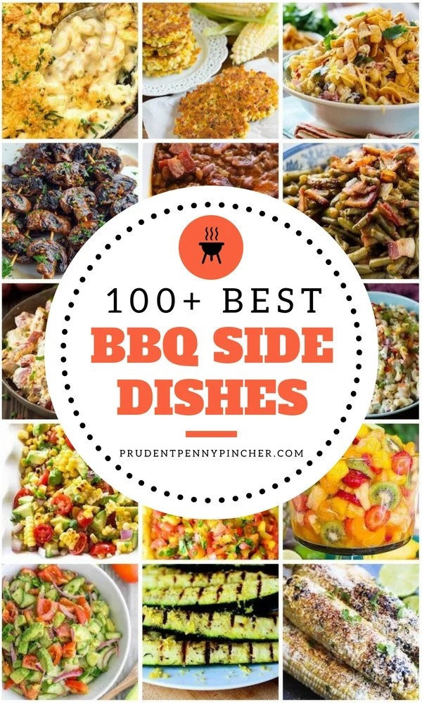 100 Best Summer Side Dishes for BBQs