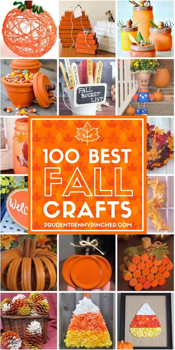 100 Best Fall Crafts