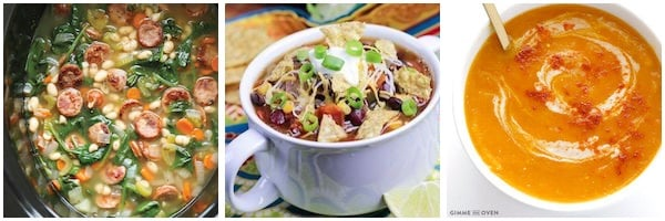 Other Healthy Crockpot Soups