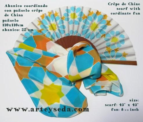 1431_coordinado(abanico.pañuelo)