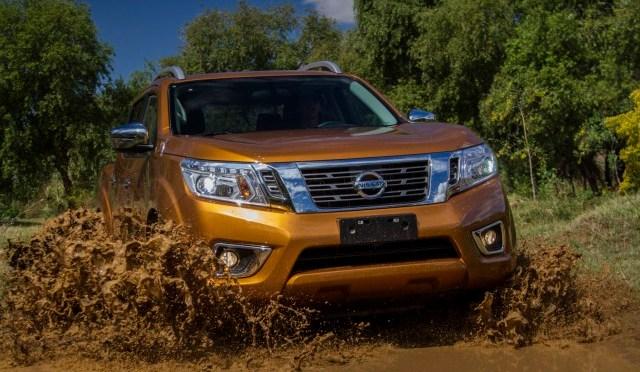 NP300 Frontier | Nissan | la Pick-Up del Año 2018