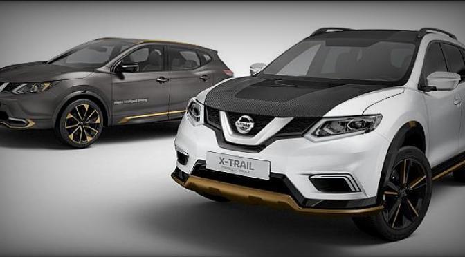 Crossover Premium   Nissan va por este segmento en Ginebra 2016