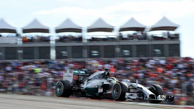 F1 | Texas 2016 | 1-2 de Mercedes AMG en EEUU