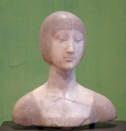 Eleonora D'Aragona (Francesco Laurana)