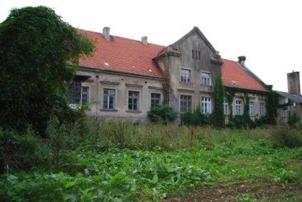 Brzeźnica/Birkenfeld (d. Kreis Gerdauen) 2013. Dwór rodziny Totenhoefer.