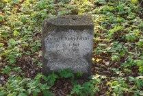 Pochwałki/Sandenfelde (d. Kreis Darkehmen/Angerapp) 2014. Antonie Suchodolski 20.07.1859-21.09.1918.