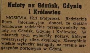 Rzeczpospolita nr 68 (wtorek), 13.03.1945.