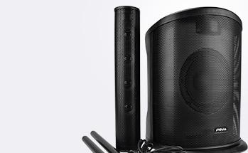Powered Column Speaker