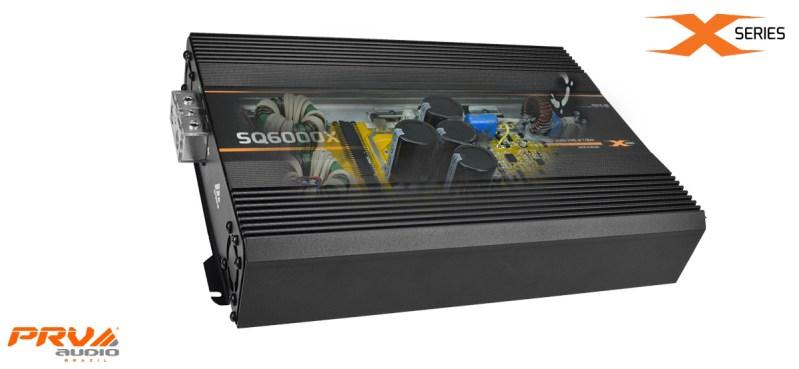 SQ6000X - Inside View