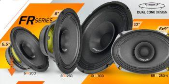 New Release: PRV Full Range  Loudspeakers