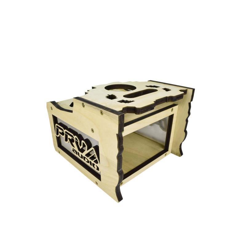 Radio-Box-2EQ-Acrylic---Front-Right-View