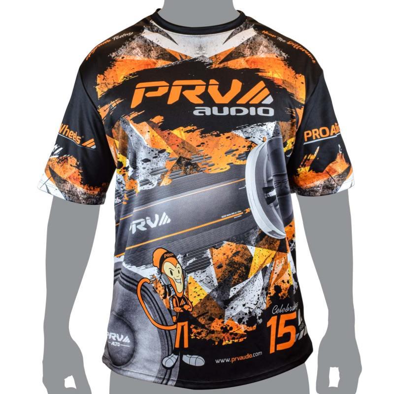 PRV-PRO-Audio-on-Wheels-t-shirt---Front-View