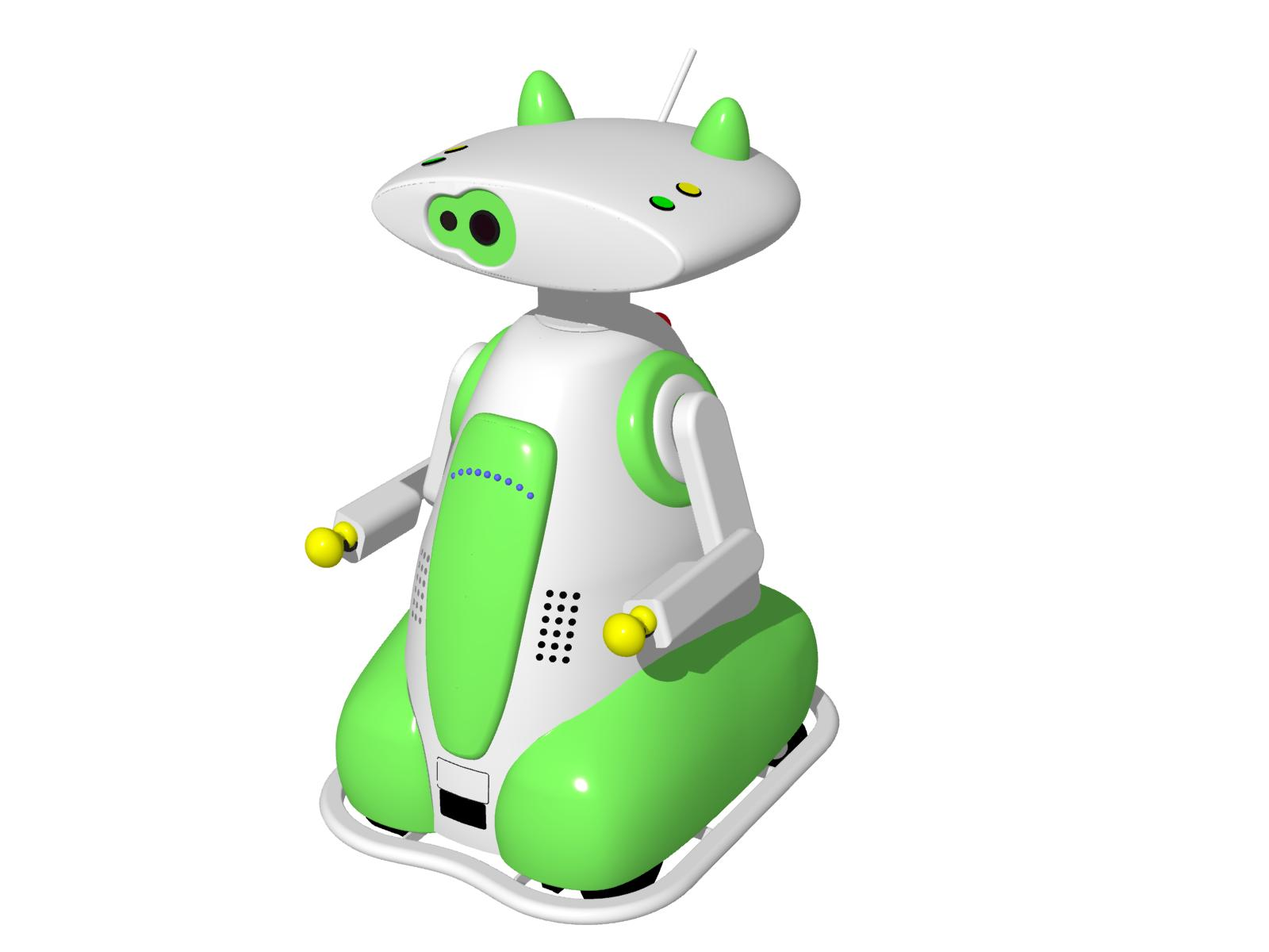 THE GUIDE ROBOTS
