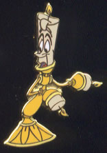 Jerry as Lumiere