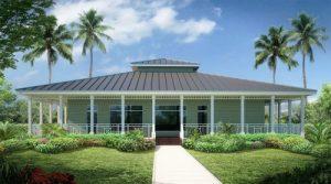 New Hospital Building Rendering