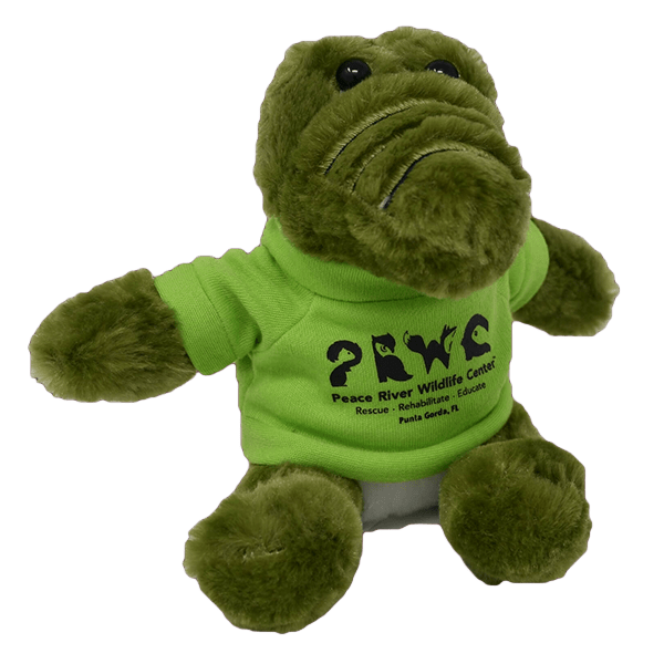 Branded Plush Animals Alligator