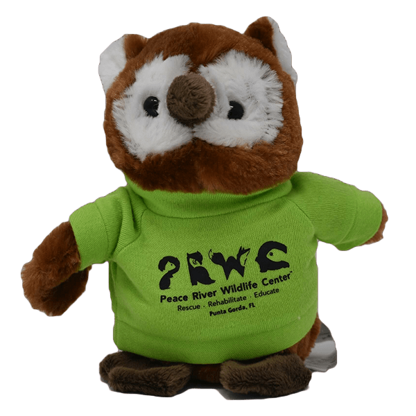 Branded Plush Animals Owl