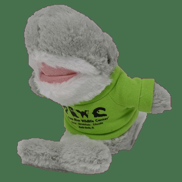 Branded Plush Animals Shark Transp