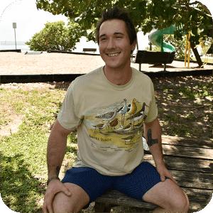 Shorebirds on the Shore T-Shirt