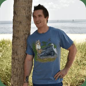 Alligator and Friends T-Shirt