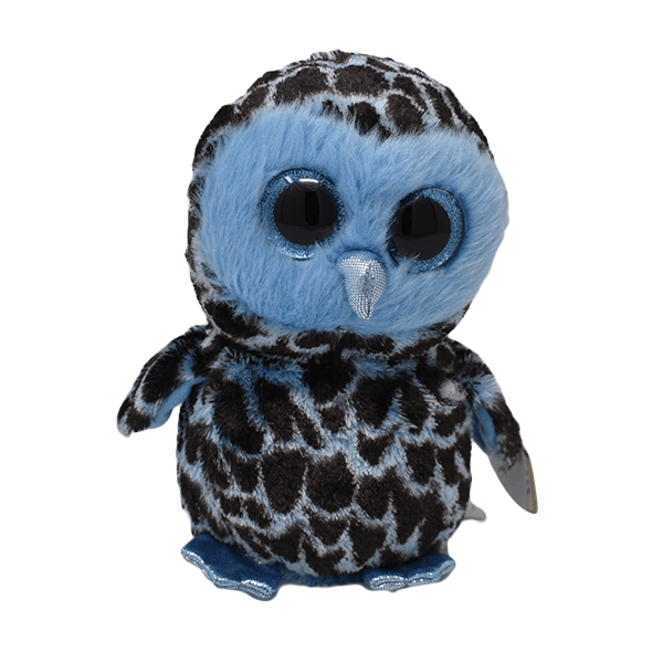 Beanie Owls Yago Blue