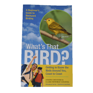 Whats That Bird Book